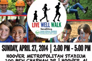 Live Well Walk Promo Poster Birmingham WEB Header