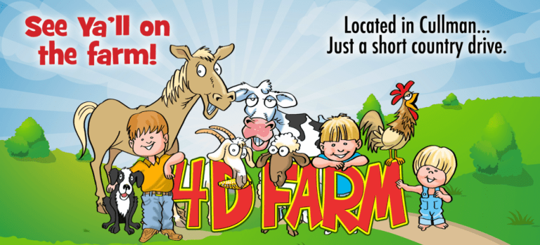 4D Family Farm March April 15