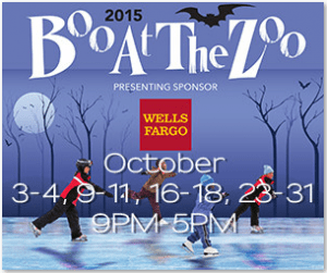 Boo At The Zoo 2015