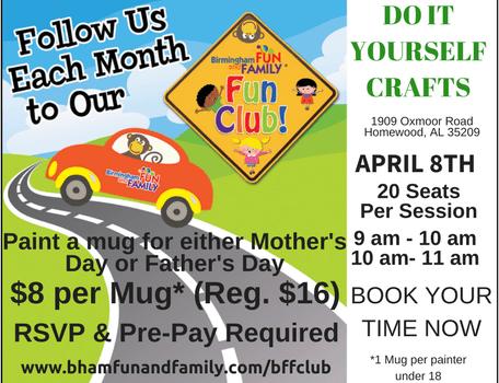 Do it yourself crafts birmingham fun and family magazine solutioingenieria Choice Image