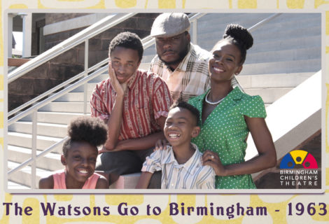 The Watsons go to Birmingham – 1963