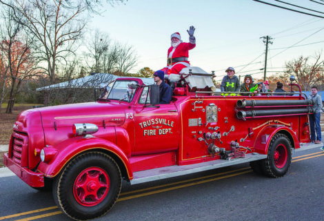 Love parades? We've got them this Christmas!