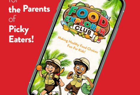 Picky eaters? There's an app for that.