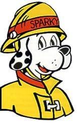 Sparky Dog Logo Designs