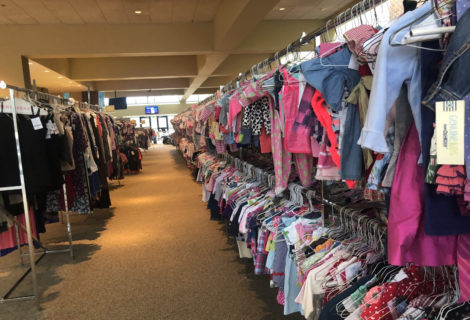 Spring consignment sales abound