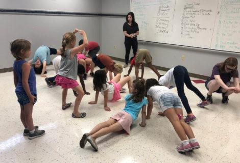 Summer Camps 2020 – Virginia Samford Theatre